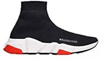 Ksuperk Unisex Classic Fashion Lightweight Knitted Breathable Speed Trainer Athletic Running Walking Sport Socks Sneakers | Fashion Sneakers