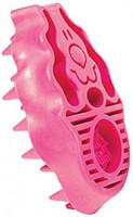 Company of Animals - Zoom Groom Super Soft Brush - Raspberry Pink : Pet Supplies