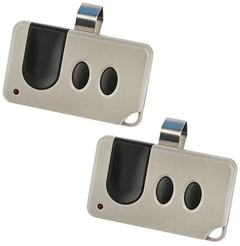 2 Garage Door Opener Remotes for Sears Craftsman Liftmaster (139.53681) 971LM
