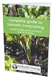 Bokashi Composting Starter Kit (Includes 2 Bokashi Bins, 4.4 lb Bokashi Bran and Full Instructions) : Garden & Outdoor