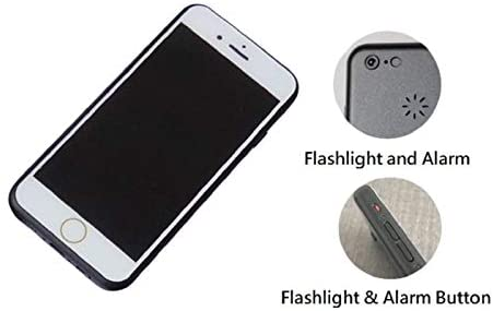 JC UNIVERSAL Smart Cell Phone Stun Gun - 14, 000, 000 Volts Function in LED Flashlight and Loud Alarm : Sports & Outdoors