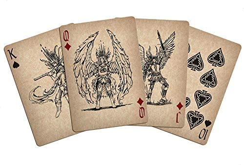 Bicycle Valkyrie Playing Cards Gent Supply: Toys & Games