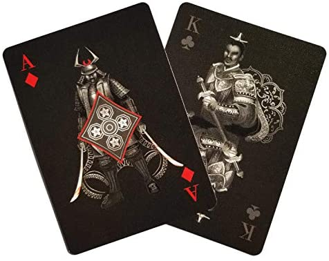 Bicycle Warriors of Asia Playing Cards Gent Supply: Sports & Outdoors