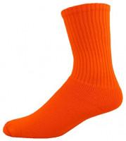 72 Pairs Crew Socks for Men Women, Bulk Cotton Sport Sock, Various Styles at Men's Clothing store