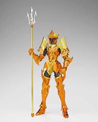 Bandaï Saint Cloth Myth EX: Saint Seiya Poseidon Julian Solo Figure: Toys & Games