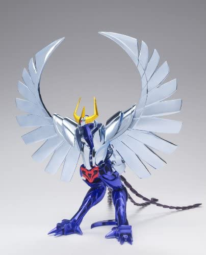 "Bandai Tamashii Nations Phoenix Ikki (New Bronze Cloth) ""Saint Seiya"" - Saint Myth Cloth EX: Toys & Games"