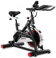JOROTO Indoor Cycling Bike Stationary - Professional Exercise Bike Stationary Bike for Home Cardio Gym Workout : Sports & Outdoors