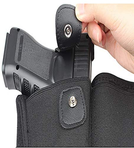 Yokin Belly Band Holster for Concealed Carry Gun Holster for Women and Men That fits Glock, Smith Wesson, Taurus, Ruger, and More -Waistband Holster for Pistols and Revolvers : Sports & Outdoors