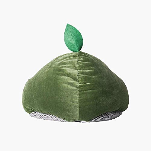 pidan Cat Bed pet Bed for cat with Removable Pillow Pit(Avocado) : Pet Supplies
