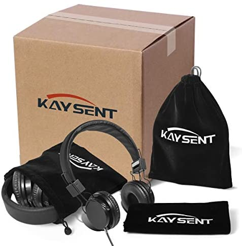 Kaysent Heavy Duty Classroom Headphones Set for Students - (KPB-10Mixed) 10 Packs Multi-Colors Kids' Headphones for School, Library, Computers, Children and Adult(No Microphone): Home Audio & Theater