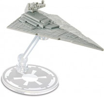 Hot Wheels Star Wars Starships 40th Anniversary Star Destroyer Vehicle: Toys & Games
