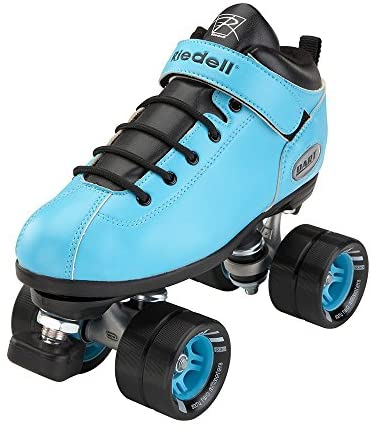 Riedell Skates - Dart - Quad Roller Speed Skates : Childrens Roller Skates : Sports & Outdoors