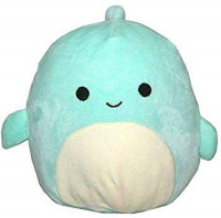 Squishmallow Kellytoy Sea Life 12 inch Perry The Dolphin- Super Soft Plush Toy Pillow Pet Animal Pillow Pal Buddy Stuffed Animal Birthday Gift Holiday: Home & Kitchen