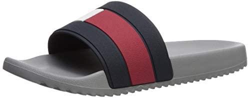 Tommy Hilfiger Men's Ranch Slide Sandal   Sandals