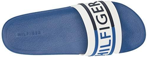 Tommy Hilfiger Men's Edison Slide Sandal   Sport Sandals & Slides