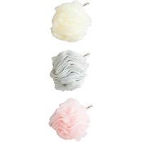 Urbana Exfoliating Gloves for Shower, Bath, and Cleansing – Assorted Colors, 1 Pair: Beauty