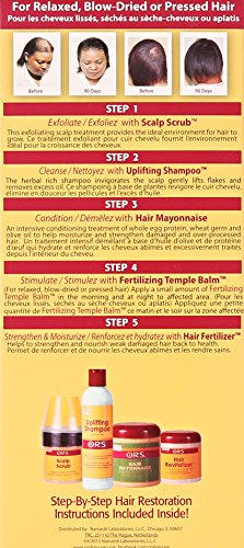 ORS HAIRestore Fertilizing Temple Balm with Nettle Leaf and Horsetail Extract : Hair And Scalp Treatments : Beauty