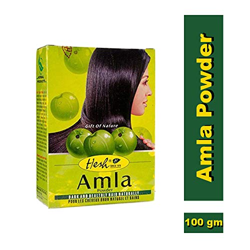 Hesh Pharma Amla Hair Powder 3.5oz powder : Hair And Scalp Treatments : Beauty