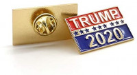 Donald Trump for 2020 President Election Pin-Pack of 12: Office Products