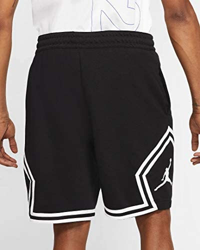 Jordan Jumpman Fleece Diamond Shorts Men's Cv7317-012: Clothing
