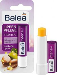 Balea Intensive Lip Care with Shea Butter & Argan Oil, 2 pcs/Germany: Beauty