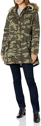 Urban Republic Women's Juniors Cotton Twill Jacket at Women's Coats Shop
