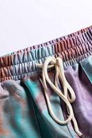 Dokotoo Womens Tie Dye Print Pajamas Set Long Sleeve Tops and Pants Pocketed Pjs Joggers Sleepwear Loungewear at Women's Clothing store
