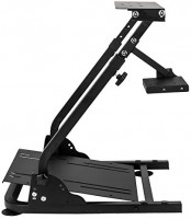 Dshot Racing Wheel Stand Pro Shifter Mount Height Adjustable Driving Simulator Cockpit Compatible with Logitech G25, G27, G29, G920 Gaming Cockpit: Kitchen & Dining