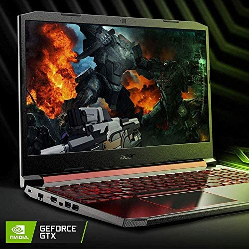 "Acer Nitro 5 Gaming Laptop, 9th Gen Intel Core i5-9300H, NVIDIA GeForce GTX 1650, 15.6"" Full HD IPS Display, WiFi 6, Waves MaxxAudio, Backlit Keyboard (16GB RAM/1TB PCIe SSD): Computers & Accessories"