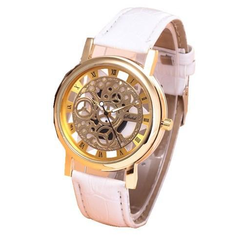 Hollow Belt Watch Non-mechanical Watch Couple Table Men And Women Generation