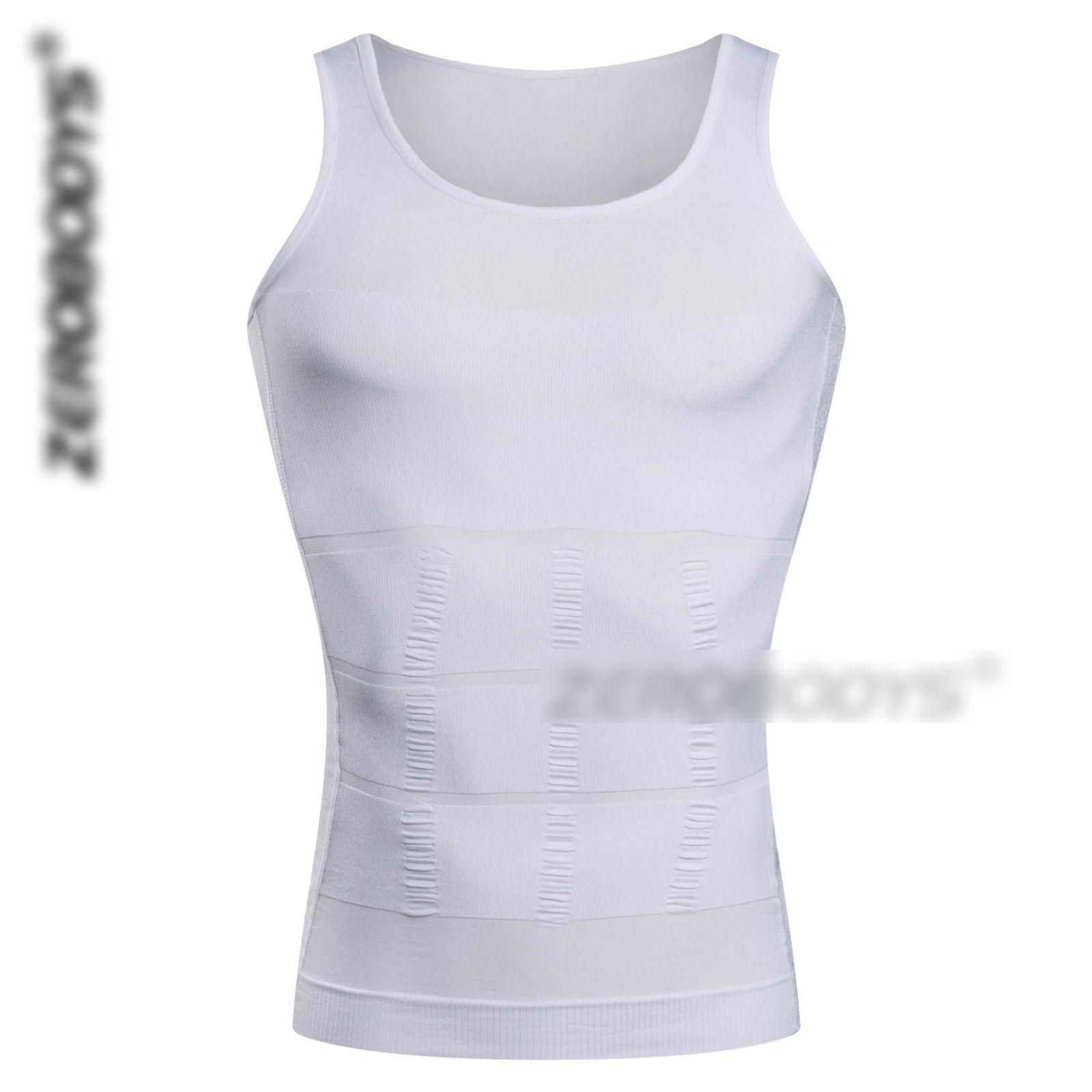 Body Shaper Underwear  Vest for Men
