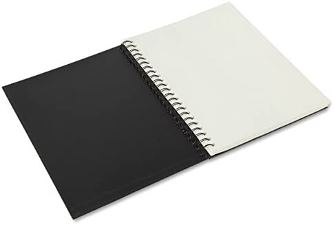 """conda 8.5""""x11"""" Double-Sided Hardbound Sketchbook, Hardcover Sketchbook, Spiral Sketch Pad, Durable Acid Free Drawing Paper, Ideal for Kids & Adults: Home & Kitchen"""
