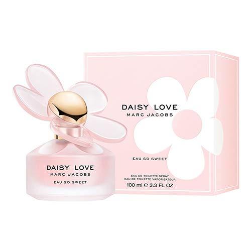 Marc Jacobs Daisy Love Eau So Sweet Women 3.3 oz EDT Spray : Beauty