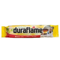 6 Pack Duraflame Natural Fire Logs: : Grocery & Gourmet Food