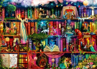 Ravensburger Aimee Stuard: Magical Story time Jigsaw Puzzle (1000 Piece): Toys & Games
