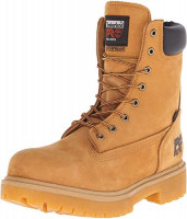 Timberland PRO Men's Direct Attach 8 Inch Steel Safety Toe Waterproof Insulated Work Boot: Shoes