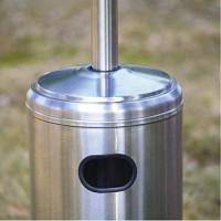 Solartech 48000 BTU Patio Heater Great for Restaurants, patios, and Decks : Garden & Outdoor
