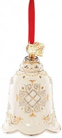 Lenox 2020 Annual Ornament, 0.65 LB, Ivory: Home & Kitchen