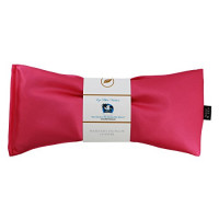 Lavender Eye Pillow - Migraine, Stress & Anxiety Relief - #1 Stress Relief Gifts - Made in USA,! (Hot Pink - Ultra Silky Satin): Beauty