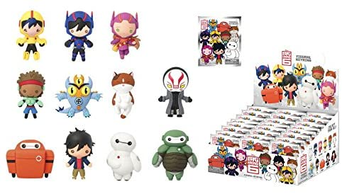 Disney Big Hero 6 Collectible Blind Bags: Toys & Games