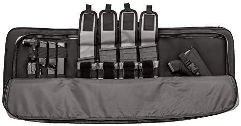 """UTG Homeland Security 42"""" Covert Gun Case, Black : Hard Pistol Cases : Sports & Outdoors"""