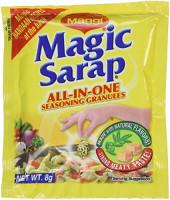 Maggi Magic Sarap All-in-One Seasoning 8g 12pc : Meat Seasonings : Grocery & Gourmet Food