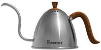 Brewista BA6VKETLPW Artisan Gooseneck Variable Kettle, 600ml, Pearl White: Kitchen & Dining