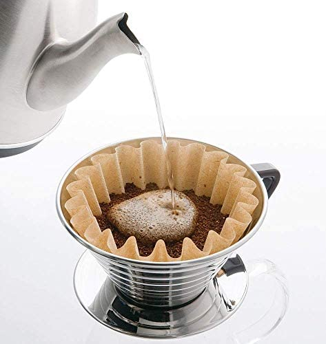 Kalita Wave 185 Drippers: Tea Services: Kitchen & Dining