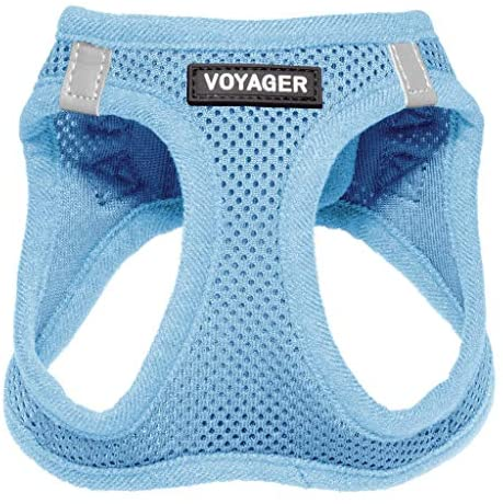 Best Pet Supplies Voyager Step-in Air Dog Harness - All Weather Mesh, Step in Vest Harness for Small and Medium Dogs : Pet Supplies