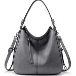 Handbags for Women Large Designer Ladies Hobo bag Bucket Purse Faux Leather: Shoes