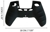 4 Pack Silicone Case Cover Skin for PS5 DualSense Controller