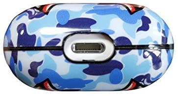 Bape Airpods Pro Case, Portable & Protective Silicone Cover Case Charging Case for Women & Men (Green Camo): Home Audio & Theater