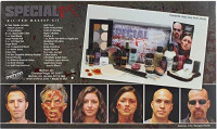 Mehron Makeup Special FX Kit: Health & Personal Care