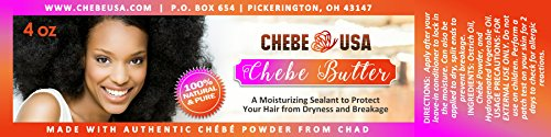 Chebe Butter - A whipped butter with authentic Chebe for those that are not able to use Chebe the traditional way - 4 oz : Beauty